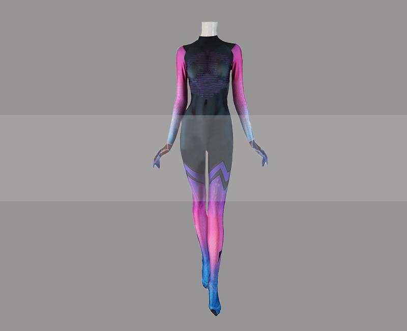 Overwatch sombra cosplay zentai suit buy