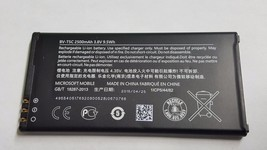 OEM Nokia Lumia 640 RM-1073 Standard Battery BVT5C BV-T5C 3.8v 2500mAh - $12.86