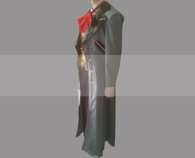 Overwatch mccree skin gambler cosplay outfit buy