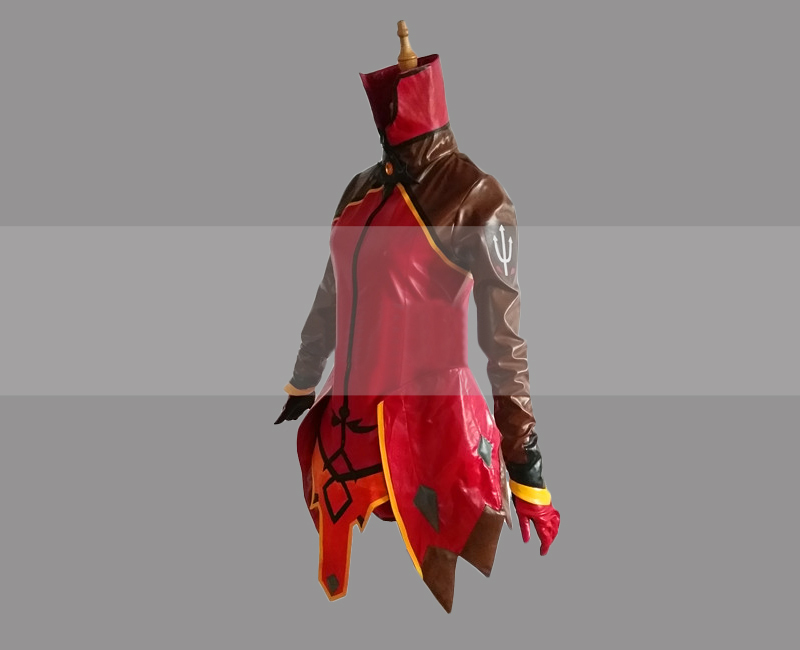 Overwatch Mercy Skin Devil Cosplay Costume for Sale