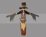 Overwatch halloween terror mercy skin witch cosplay costume buy thumb155 crop
