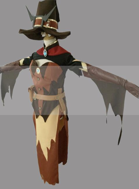 Overwatch Halloween Terror Mercy Skin Witch Cosplay Costume Buy