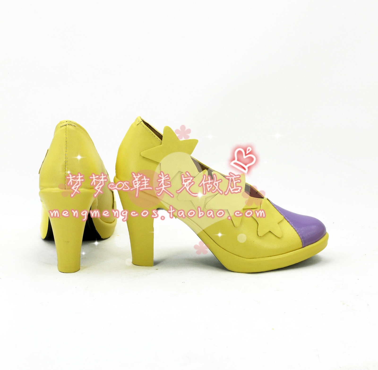 Pretty Cure Precure Cure Twinkle cute lolita cos Cosplay Shoes boots shoe #AT29