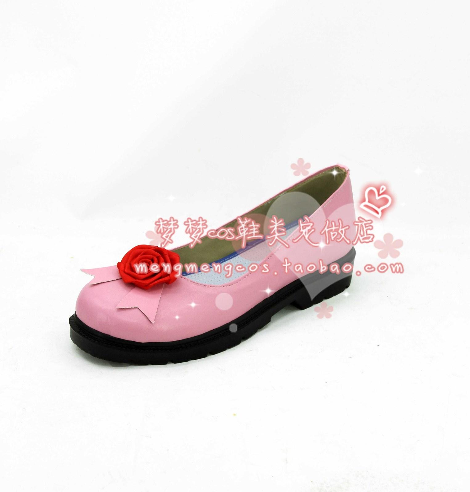 amagi brilliant park Latifa Fleuranza Cosplay Shoes boots shoe boot #AT30