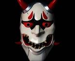 Overwatch genji skin oni mask cosplay for sale  thumb155 crop