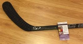 RARE Chicago Blackhawks Signed RYAN HARTMAN game used ROOKIE stick JSA - $593.99