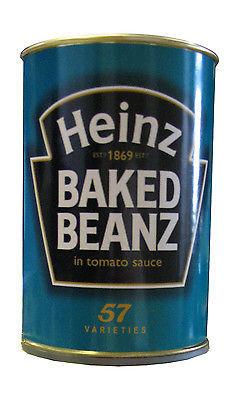 Decoy Safe, Heinz Tin Valuables Safe - Baked Beans or Spaghetti - Single Can