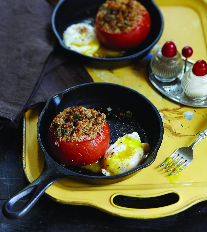 Mini cast iron pan skillet kitchen cookware fry egg vegetable hostess gift 3.5 woman