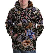 e67dd8d5 Java bali batik trippy design custom sublime full print 3D hoodie sweater -  £30.41 GBP+