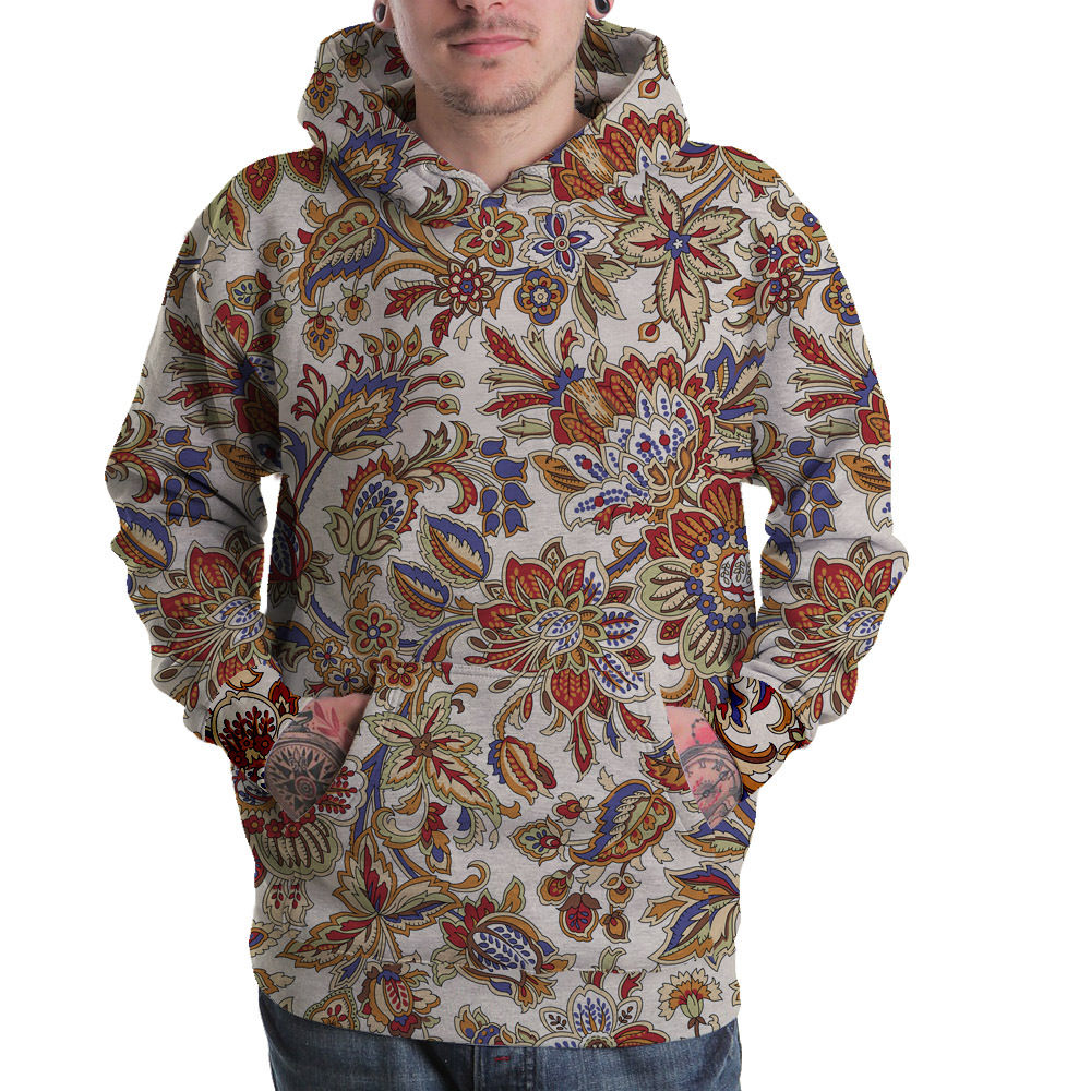 3da2def3 Java bali batik trippy design 2 custom sublime full print 3D hoodie sweater