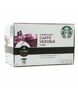 Starbucks Caffe Verona Dark Keurig K-Cups - $15.79