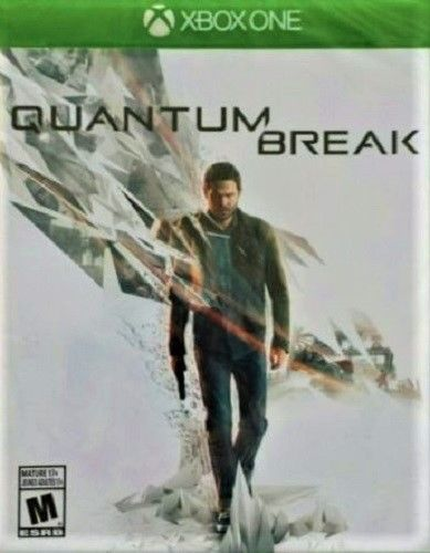 Quantum Break Xbox One Great Condition Complete Fast Shipping