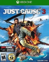 Just Cause 3 Xbox One Great Condition Complete Fast Shipping - $19.93
