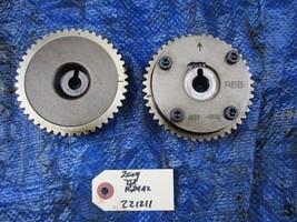 04-08 Acura TSX K24A2 camshaft gears cam gears RBB K24 engine motor OEM 221211 - $99.99