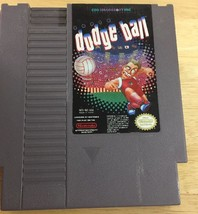 Super Dodge Ball (Nintendo Entertainment System, 1989) Nes Game Tested Rare - $28.04