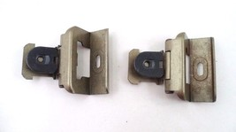 2 NOS New Amerock Full Wrap Self-Closing Single Demountable Cabinet Door Hinge - $2.66