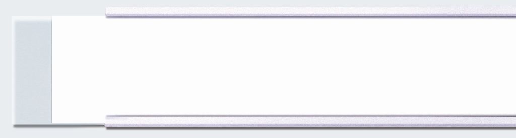 Self-Adhesive Label Holders for Schools & Libraries 15mm HIGH 80mm WIDE Pk=100