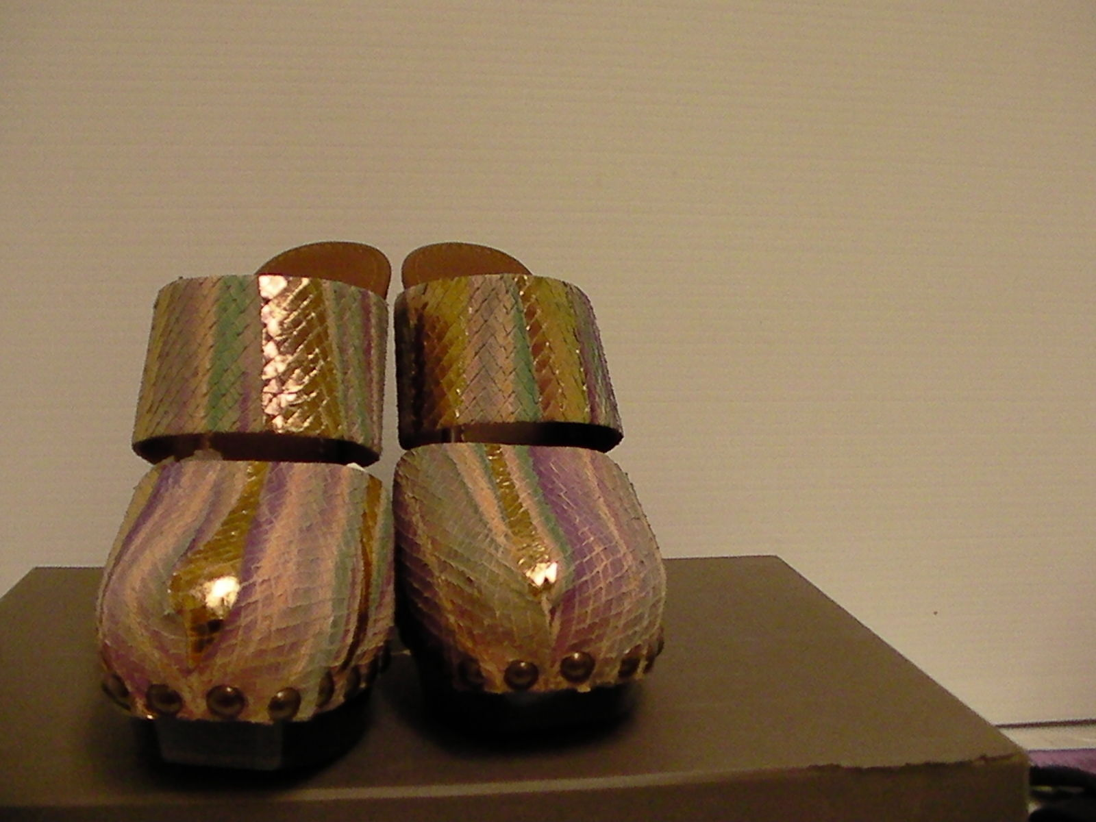 Ugg collection slip on Amadora Disco size 7.5 B new with box