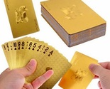 24k gold foil plated cards 1 thumb155 crop