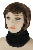 Men Women Scarf Turtle Neck Warmer Head Cover Hair Outdoor Loop Mask Hat Sport - $7.99
