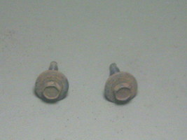 03 2003 Town And Country 3.3L Upper Radiator Mounts Mounting Bolts Set LH - RH - $1.99