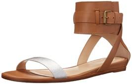 Pour La Victoire Women's Riko Dress Sandal, Silver, 7 M US - $146.90