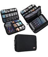 BUBM Double Layer Travel Gear Organizer / Elect... - $24.94