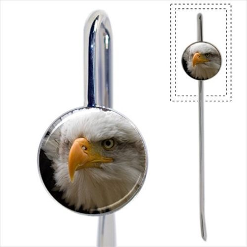 Bald Eagle Bookmark - Book Lover Novelty Gifts