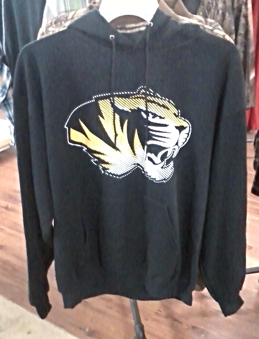 Champion Mizzou Tigers Hoodie-NOW 25% OFF!!!!