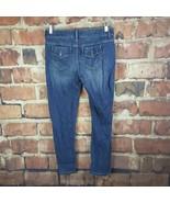 Simply Vera Vera Wang Women's Straight Jeans Size 6 Cropped Capri #369 - $14.84