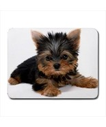 Cute Yorkshire Terrier Mousepad (Neoprene Non-slip Mousemat) - Puppy Dog - $7.71