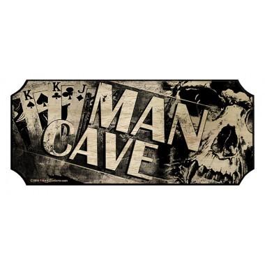 Man cave wood sign1 bb