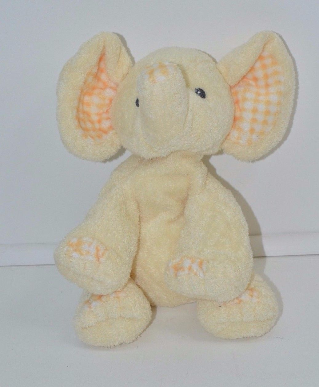 Ty Pluffies P nut Yellow Elephant 2007 Plush and 39 similar items 1a991a68265