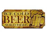 Cold beer here wood sign web thumb155 crop