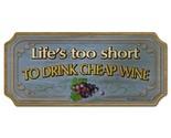 Sign wood wine lifes short thumb155 crop