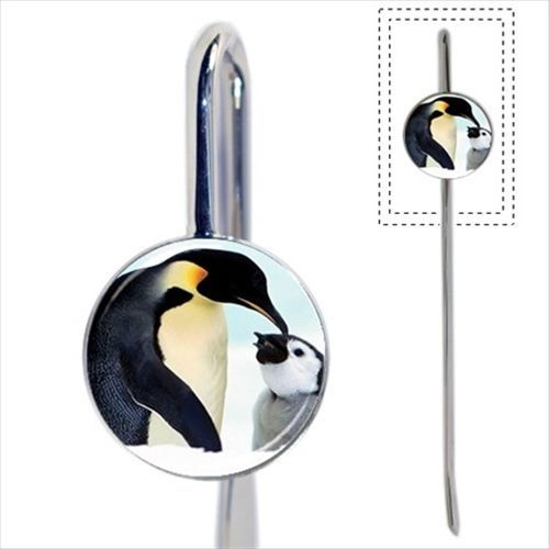 Emperor Penguins Bookmark - Book Lover Novelty Gifts