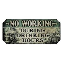 Wood Plaque Kolorcoat™ Bar Sign - No Working - $39.99
