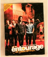 Entourage: The Complete First AND Second Season (DVD, 2005, 5-Disc Total)  - $10.93