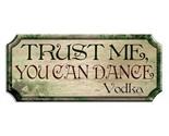You can dance wood bar sign1 thumb155 crop