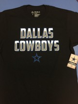 New Dallas Cowboys Electric Carbon T Shirt Navy --BRAND New W/ Tags - $21.99