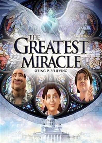 The greatest miracle   angels are all around us   animated   dvd