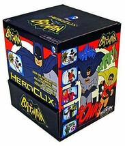 WizKids HeroClix Batman Classic TV Series 1966 Gravity Feed Display Case 24 - $39.99