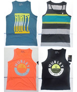 Hurley Youth Boys Tank Tops Muscle Shirt Various Colors and Sizes 4-16  ... - $11.19