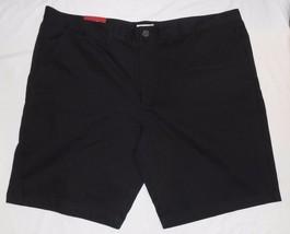Merona 44 Black NWT Mens New Flat Front Shorts - $21.97