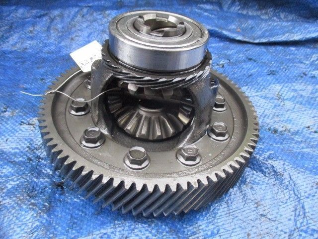 02-04 Acura RSX Type S X2M5 transmission differential 6 speed OEM non lsd 201034