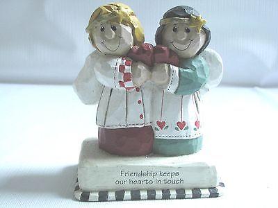 2 Eddie Walker ANGELS  Friendship figure