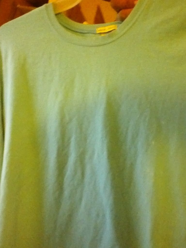 Lot of 3 CHEROKEE V NECK WHITE  OLD NAVY perfect fit & STRETCH LONG SLEEVE 2XL