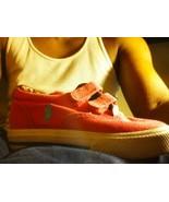 RALPH LAUREN POLO PINK SIZE 5 T shoes - $18.21