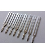 Harmonic Solar Spectrum Set of 8 Healing Tuning Forks with Activator - $83.90