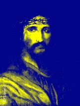 ORIGINAL ACEO Jesus Religous Digital Art Print 008 -: rdoward fine art - $7.92
